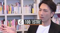 Pria asal Jepang ini memiliki bisnis unik dan tergolong langka. Dari bisnisnya, ia telah memiliki lebih dari 100 'istri'. Bagaimana bisa?