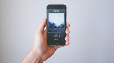 Dengarkan Musik yang Menggugah Semangat