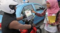 Relawan Jokowi-JK (Liputan6.com/Johan Tallo)