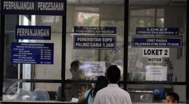 20160215- Pelayanan Pajak Kendaraan Bermotor-Jakarta-Helmi Afandi