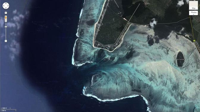 Kepulauan Mauritius. (Google Maps)