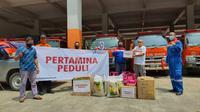 PT Pertamina Gas (Pertagas) sebagai anak usaha PT Perusahaan Gas Negara Tbk dan bagian Sub Holding Gas berkomitmen untuk berperan aktif dalam upaya penanganan bencanya yang terjadi di beberapa wilayah di Indonesia saat ini.