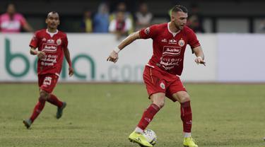 Liga 1 2019 : Persija Jakarta Vs PSIS Semarang