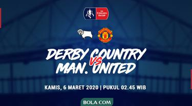 Derby County Vs Manchester United