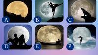 Pilih gambar bulan, akan tentukan karakter anda (Boldsky)