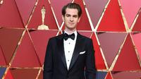 Sebagai seorang aktor, Andrew yang mendalami perannya ini kerap melakukan berbagai hal untuk mencapai kesuksesannya. Seperti halnya yang dilakukan Andrew ketika hendak bermain teater. (AFP/Bintang.com)
