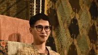 Oscar Lawalata ajak banyak pihak untuk menggelar pameran batik di UNESCO (Liputan6/pool/Batik for the world)