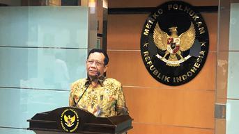 Sulap Aset BLBI Jadi Lapas, Mahfud MD Sudah Dapat Restu Jokowi