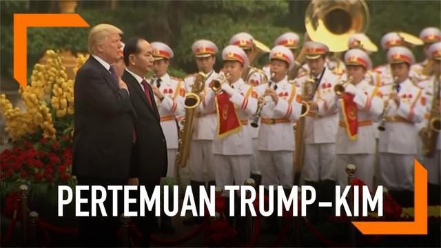 Pertemuan antara Donald Trump dan Kim Jong-un akan kembali dilakukan. Kali ini Vietnam dipilih menjadi tempat pertemuan yang membahas sejata nuklir tersebut.
