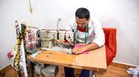 Sebanyak 7 (tujuh) mitra binaan terlibat dalam upaya penanganan wabah ini melalui penyediaan produk bantuan berupa masker kain, baju Hazmat, alat semprot dan sembako.