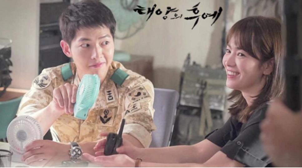 Song Joong Ki dan Song Hye Kyo (Weiboo)