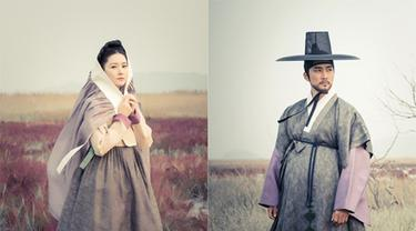 Song Seung Hun dan Lee Young Ae