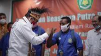 Kemenag golontorkan dana Rp 65 miliar untuk program Kita Cinta Papua. (Tim Biro Humas Komunikasi Kementerian Agama)