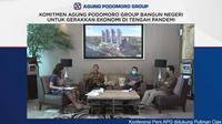 Diskusi Agung Podomoro. Dok AP