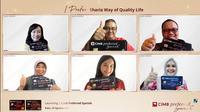 CIMB Niaga Syariah meluncurkan layanan baru yang dikhususkan bagi nasabah premium yaitu CIMB Preferred Syariah.