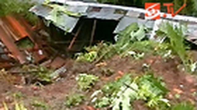 Seorang warga meninggal dunia dan dua terluka akibat tanah longsor yang menimpa pemukiman Kampung Paniai Dok V, Jayapura, Papua.