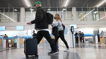 AS Kembali Buka Perbatasan untuk Wisatawan Asing yang Sudah Divaksinasi Penuh