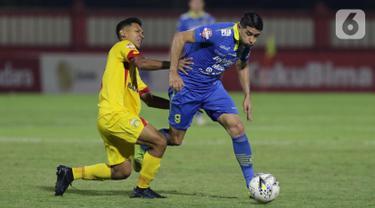 Bhayangkara FC Main Imbang Lawan Persib