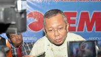 Anggota Komisi III DPR Arsul Sani. (Liputan6.com/Helmi Afandi)