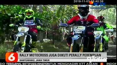 Banyuwangi menjadi bagian dari ajang balap motor trail Indonesia Enduro Rally Championship 2019 (IERC). Sebuah event balap motor trail pertama di Indonesia yang menggunakan sistem teknologi GPS satelit.