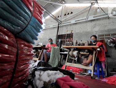 Sentra UMKM Konveksi di Cipayung dan Bulak Timur Depok