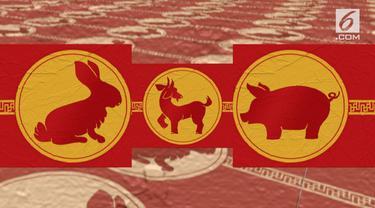 Memasuki tahun anjing tanah, ada 3 shio yang diramalkan akan semakin kaya.