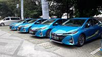 Toyota Prius Plug-in Hybrid (Liputan6.com/yurike)
