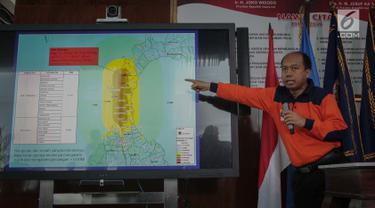 BNPB Terkait Gempa dan Tsunami di Donggala Palu