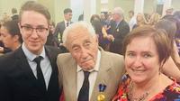 Pria Berusia 104 Tahun Asal Australia Terbang ke Swiss untuk Mati... (GoFundMe)