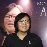 Jelang konser tunggal, Ari Lasso juga siapkan single terbaru. (Bambang E Ros/Fimela.com)
