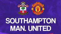 Liga Inggris: Southampton Vs Manchester United. (Bola.com/Dody Iryawan)