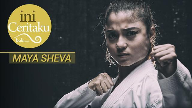 "Berita video ""Ini Ceritaku"" kali ini dari karateka asal DKI Jakarta, Maya Sheva. Ia bertutur kisahnya tentang memilih karate sebagai profesinya. Bagaimana cerita dari gadis yang punya senyum manis ini sambil mengikuti sesi foto dirinya?"