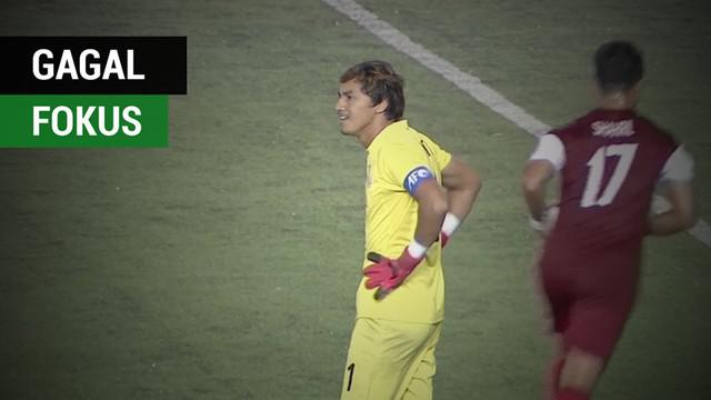 Berita video momen pemain Home United mencetak gol tak terduga karena kiper lawan dari tim Kamboja, Boeung Ket, gagal fokus di Piala AFC 2018.
