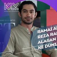 Penjelasan Reza Rahadian Soal belum memiliki ketertarikan terjun ke dunia politik.