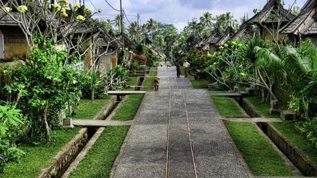 Kabupaten Bangli Siap Bangun 27 Desa Wisata Sekelas
