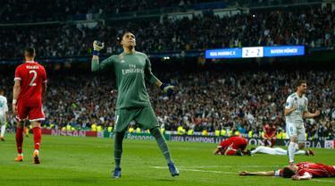 Tahan Imbang Bayern Munchen, Real Madrid Melaju ke Final Liga Champions