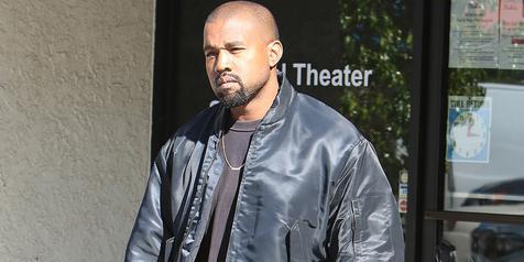 Kanye West/Copyright Splashnews