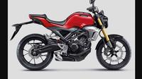 AP Honda, agen sepeda motor Honda di Thailand, memperkenalkan naked bike baru bernama CB150R ExMotion di Bangkok, Senin (4/9) (Foto: hondanews.asia).
