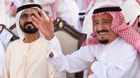 Raja Arab Saudi, Salman bin Abdulaziz (Saudi Press Agency via AP)