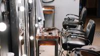 Ilustrasi salon kecantikan. (dok. pexels/cottonbro)