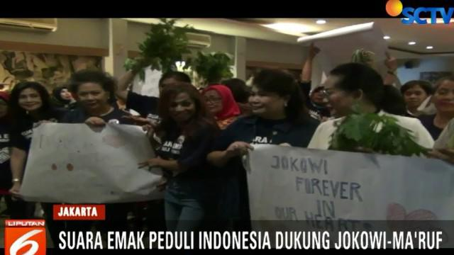 deklarasi yang digelar di sebuah restoran di kawasan Cikini, Jakarta Pusat, dilakukan sebagai simbol bahwa harga kebutuhan barang pokok saat ini relatif stabil.