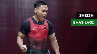 Berita video wawancara salah satu lifter andalan Indonesia, Eko Yuli Irawan, yang meraih medali emas di Asian Games 2018.