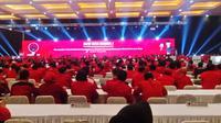 Rakernas I PDIP akan dibuka Megawati dan Jokowi di JI Expo Kemayoran.