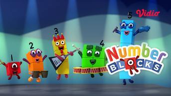 Numberblocks Hadir di Vidio, Kartun yang Mengajari Anak Mengenal Angka dan Berhitung