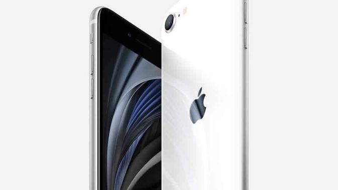 iPhone SE baru siap meluncur di pasaran. (Doc: Apple)