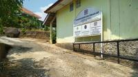 SMK Caruban Nagari Cirebon tidak tempat menimba ilmu bagi anak yatim dan tidak mampu. Foto (Liputan6.com / Panji Prayinto)