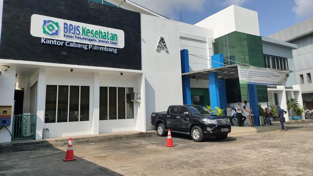 Karyawan Positif Covid 19 Bpjs Palembang Tutup Tiga Hari Regional Liputan6 Com