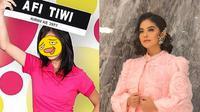 6 Potret Transformasi Tiwi Eks T2, Dari AFI hingga Mau Menikah Lagi (sumber: Instagram.com/tentangtiwi)