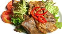 Ilustrasi masakan lidah sapi. (Gambar oleh Gleen Ferdinand dari Pixabay)