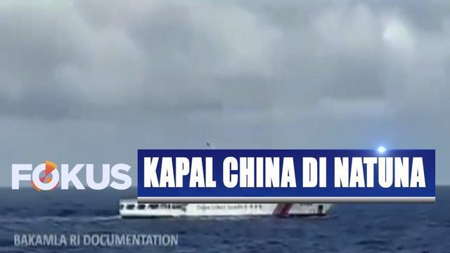 Saat bertemu dengan ratusan nelayan di sentra kelautan dan perikanan terpadu (SKPT) Selat Lampa, Jokowi mengatakan sejak dulu Natuna merupakan teritorial Indonesia.